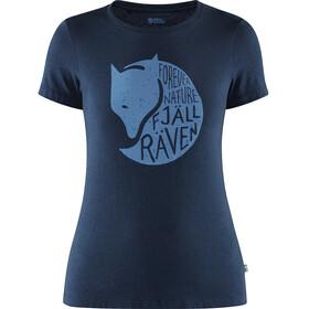Fjällräven Forever Nature T-Shirt Women, navy